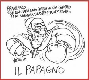 Commentari d'appendice > - Pagina 5 Vignetta-vauro-bergoglio-papagno-633179_tn